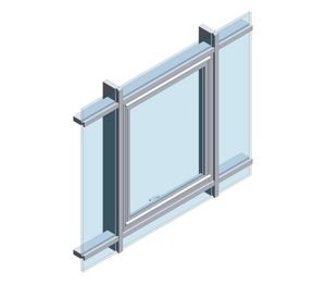 Product: AA542 Pivot Window