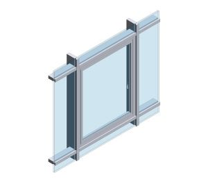 Product: AA543 Tilturn Window