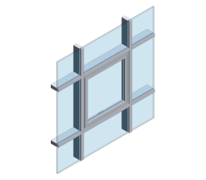 Product: AA601 Blast Enhanced Window System