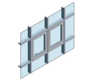 Product: AA720 Open Out Windows