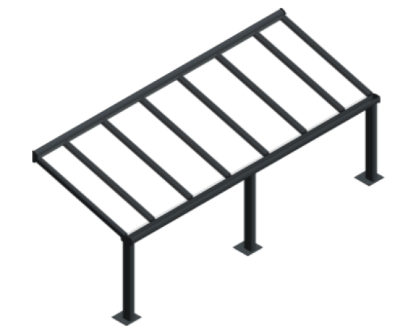 bim, bimstore, object, system, kensington, system, canopy, fixed, shelter, walkway, roof, canopies, Space, Shade, Lite