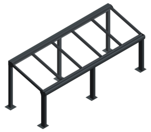 Product: Spaceshade Max - Freestanding