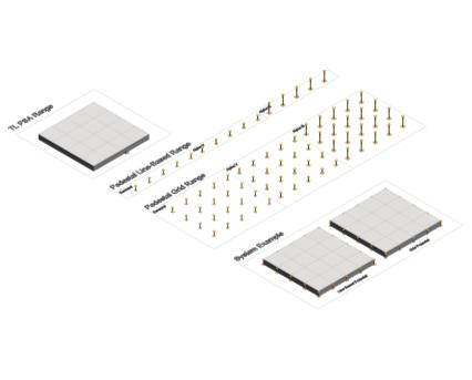 Revit, Bim, Store, Components, MEP, Object, Access, Floor, Pedestals, Alpha V, Alpha III, Europed, TL, PSA, 26,