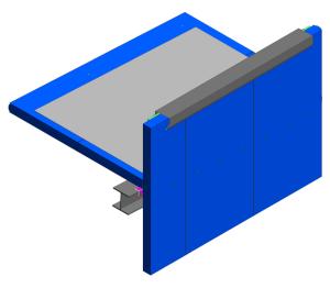 Product: CS External Chill - Parapet Verge Detail