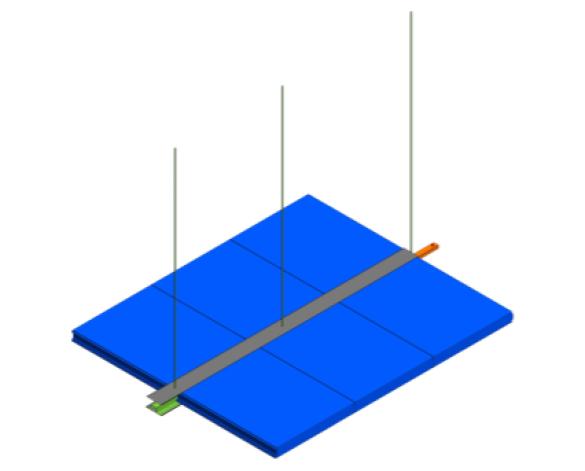Image of Kingspan 3D junction details
