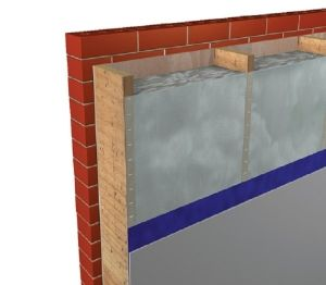 Product: Timber Frame Wall - U-value - 0.19 W/m²K