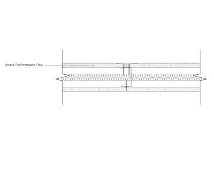 Autodesk, Revit, BIM, Components, Walls, Partitions, Knauf, Metal Sections, Performance Plus, Plasterboard