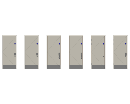 Revit, BIM, Download, Free, Components, object, objects, Lloyd, Worrall, Group, Mental, Health, Environment, Door, Sets, Detail, 00, MHD, Ironmongery, Single, Leaf
