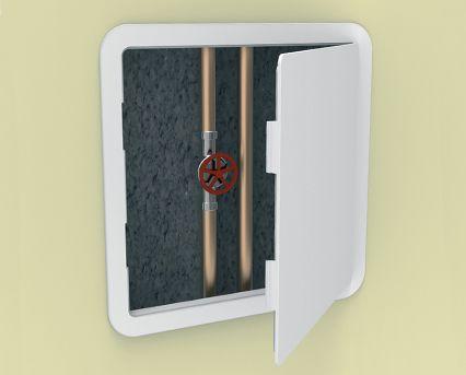 Bim,content, object, component, BIM, Store, Revit,Access, Panels, Manthorpe Building products, GL100, GL300, access