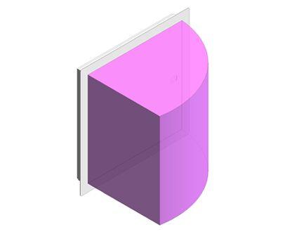 Bim,content, object, component, BIM, Store, Revit,Access, Panels, Manthorpe Building products, Fire, rated, access