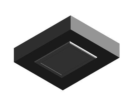 Bim,content, object, component, BIM, Store, Revit, Manthorpe Building products, Loft, Door, GL250