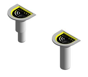 Product: Shallow Balcony Outlet