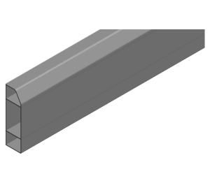 Product: Sterling Aluminium Curve P2