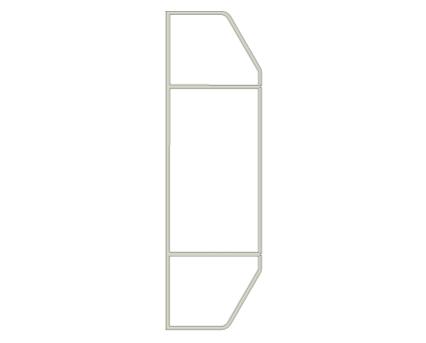 Revit, Bim, Store, Components, Object, Mechanical, Fixture, 14, Sterling, Profile, 1, Marshall, Tufflex, dado, skirting, trunking