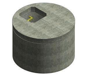 Product: Concrete Manhole