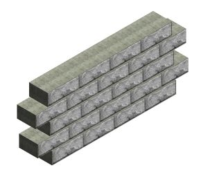 Product: Redi-Rock Modular Retaining Wall Series