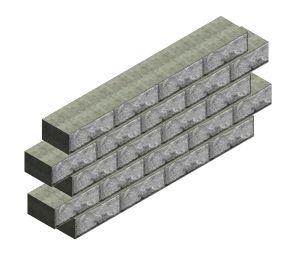 Product: Redi-Rock Modular Retaining Wall Series