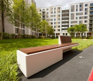 Product: Escofet Equal Street Furniture