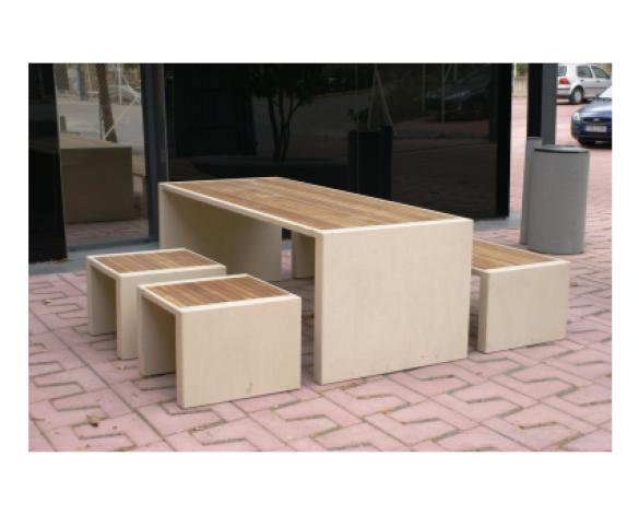 Image of Marshalls PLC Street Furniture