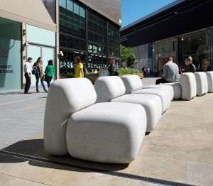 Product: Escofet Sit Street Furniture