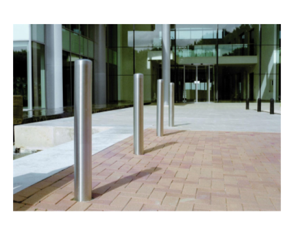 Bim,content,object,component,BIM, Store, Revit,original,library,family,families,marshall,landscaping,external,bollard,stainless,steel,semi,dome,top,RS001