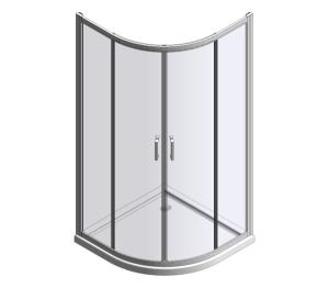 Product: MBOX Two Door Quadrant