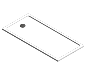 Product: SR30 Shower Tray