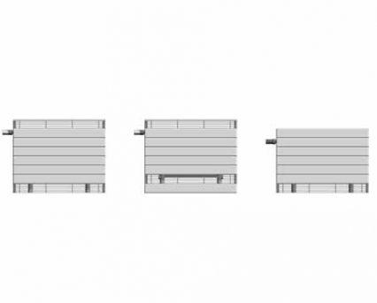 Horizontal LST RT Series Radiators