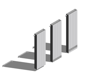 Product: Vertical LST Radiators