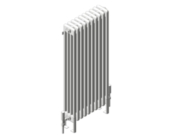 Revit, BIM, Download, Free, Components, object, objects, MHS, Heating, Products, Radiator, Mechanical, Multisec, Wall, Mounted, Range, Equipment, Free, Standing, With, Feet, Column