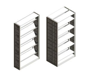 Product: Aspire Library Shelving