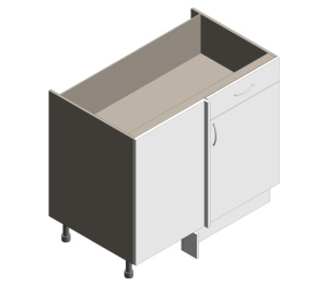 Product: Definitive - Corner Base Units