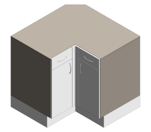 Product: Definitive - Corner Units