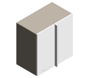 Product: Definitive - Corner Wall Units