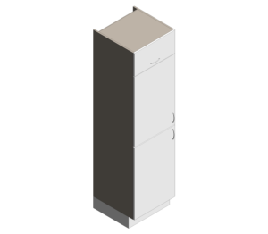 Product: Definitive - High Appliance - Integrated Fridge Freezer