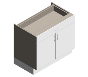 Product: Definitive - Single Drawer Units