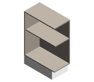 Product: Definitive - Square End Base Units