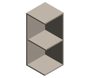 Product: Definitive - Square End Unit