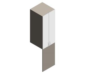Product: Definitive - Tall Corner Units