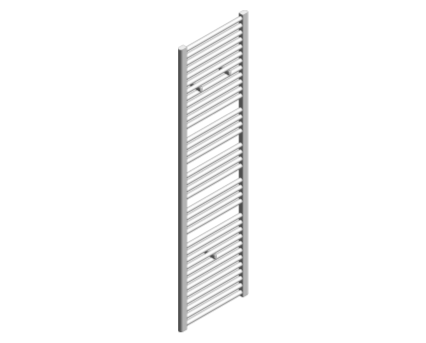 Revit, BIM, Download, Free, Components, object, objects, Myson, radiator, heating, mechanical, range, equipment, radiators, avonmore,chrome,white,curved,straight,multi,rail