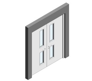 Product: Series 10B 60min Security Door (Double NG9)