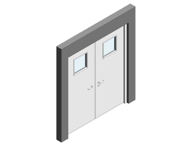 Series 10c Nfr Security Door Double Ng11 Bimstore