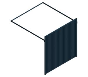 Product: DL Steel Up & Over Garage Door