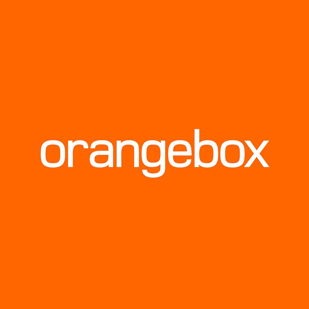 Logo: Orangebox
