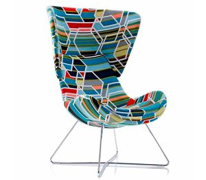 Product: Avi High or Low Back Lounge Chair