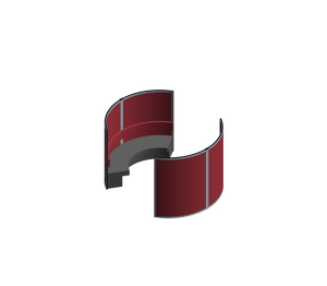 Product: Cove Screen / Room Division - Break (BR-20)