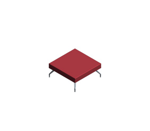 Product: Cwtch Low Upholstered Bench, Linking Unit and Scatter Cusions