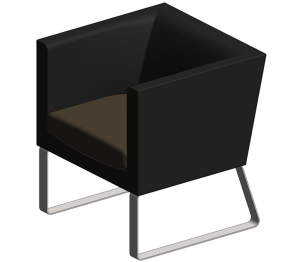 Product: Drift – Single Seater Armchair & Coffee table