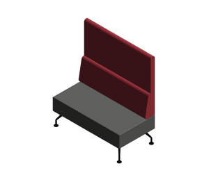 Product: Perimeter Banquette Sofa Units