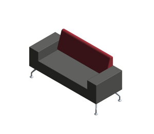 Product: Perimeter Modular Sofa Systems Straight Units
